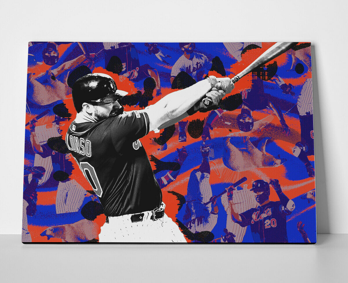 Pete Alonso Poster or Canvas