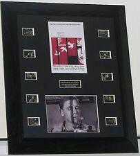 BIRDMAN OF ALCATRAZ FRAMED FILM CELL MOUNT Crime & Thrillers Burt Lancaster