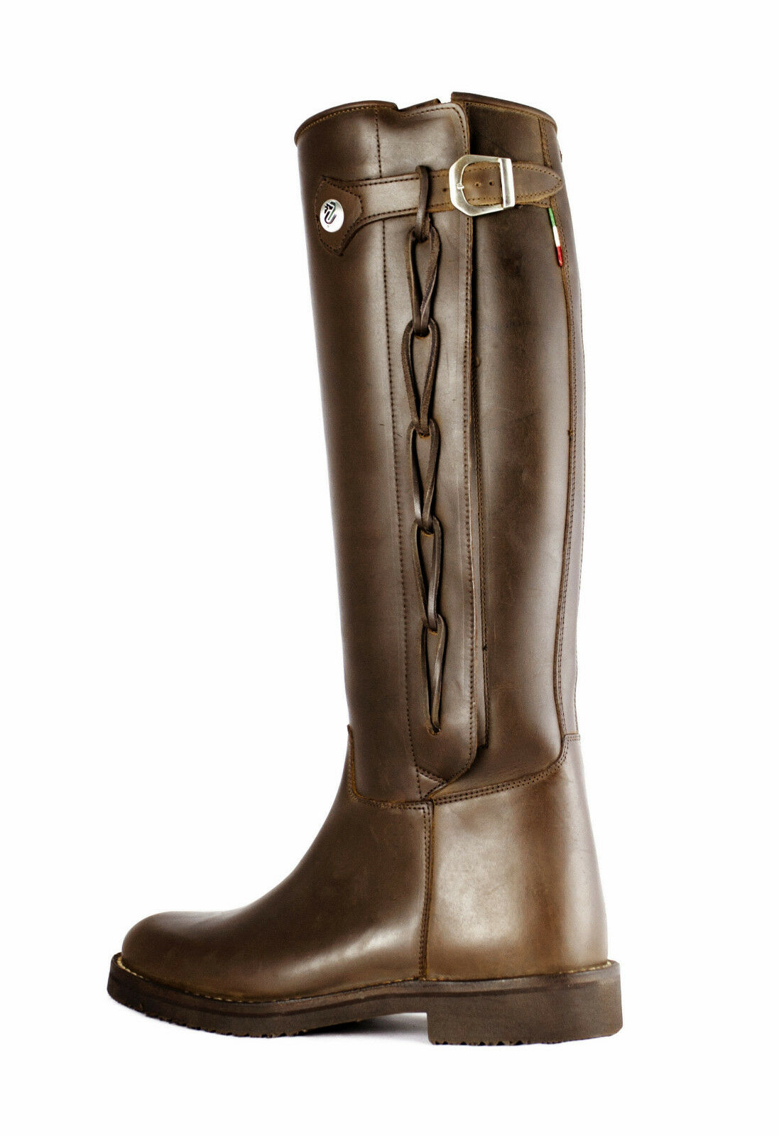 STIVALE BUTTERO DA EQUITAZIONE  - Buttero leather botas