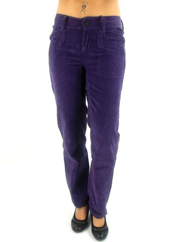 Maloja Cord Trousers Cloth Pants Trousers Sheena Snow Purple