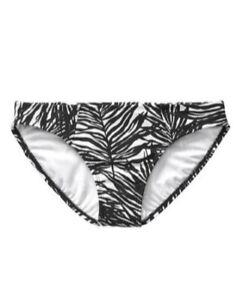 NEW-ATHLETA-Palms-039-Medium-Tide-039-Bottom-S-SMALL-Black-amp-White-Swim-Suit-Bikini