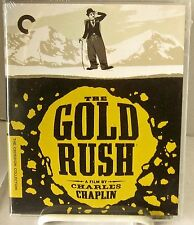 The Gold Rush (Blu-ray Disc, June-2012, Criterion) 1925 Chaplin Comedy 2 Cuts