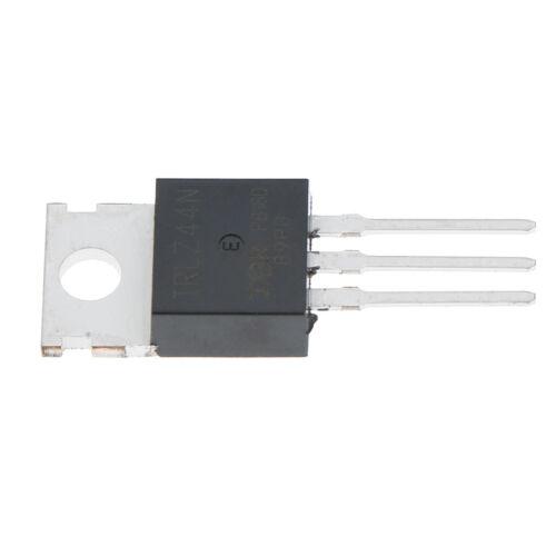 5Pcs IRLZ44N Leistung Mosfet Logikpegel n-Kanal 0,022Ohm IC-Chip PDDE