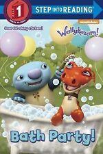 Bath Party! (Wallykazam!) (Step into Reading)-ExLibrary