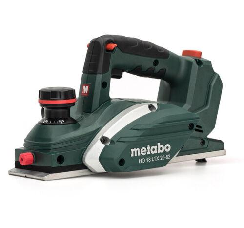 Metabo HO18LTX20-82 18v LTX 20-82 Planer 602082840-M Bare Unit