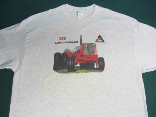 ALLIS CHALMERS 220 tee shirt