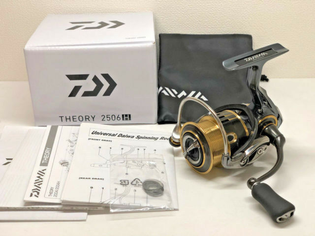 DAIWA 17 THEORY 2506H   - - - Free Shipping from Japan f06ed9