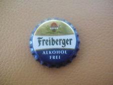 Unbenutzter Kronkorken Freiberger Alkoholfrei