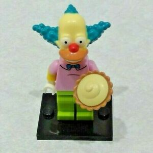LEGO The Simpsons Series Krusty the Clown Minifigure 71005 New