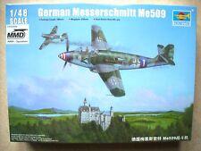 Trumpeter 1/48 German Messerschmitt Me509