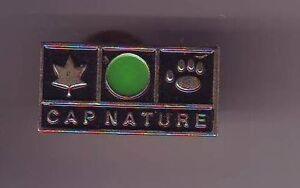 pins-pin-039-s-Cap-Nature-Metal-Tres-Bon-Etat