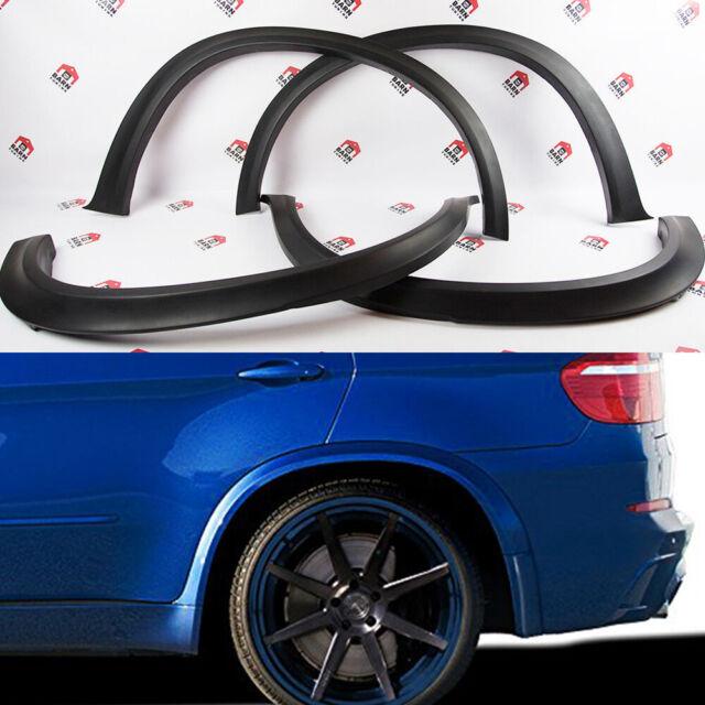 BMW X5 E70 fender flares wheel arch SET 4pieces Fiberglass