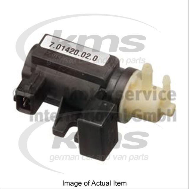 Nuevo Original Pierburg Turbo Cargador Convertidor de presión 7.01420.02.0 parte superior alemán qu