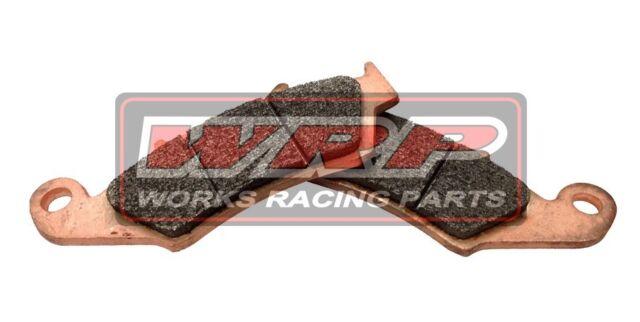 PASTILLA DE FRENO WRP HUSQVARNA 250 FC 2014-2018 TRASEROS RACE