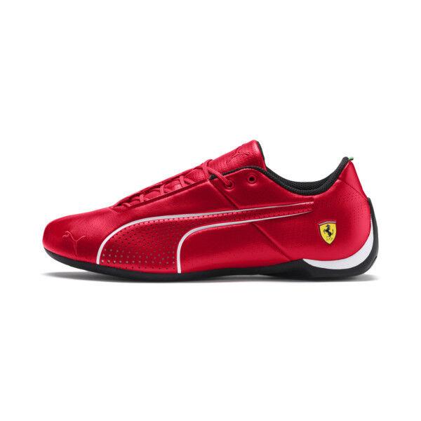 Nuevo En Caja Para Hombre Puma SF Ferrari Cat ULTRA Motorsport Zapatos Kart Future Negro 306241 01