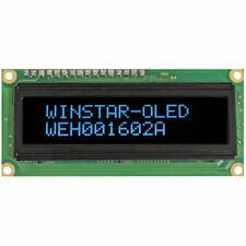 OLED alphanumerisch 16x2 Displayabmessung 66x16mm REC001602CWPP5N00000 Display