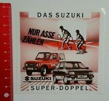 Aufkleber/Sticker: Suzuki - Swift / SJ 413 (190416110)