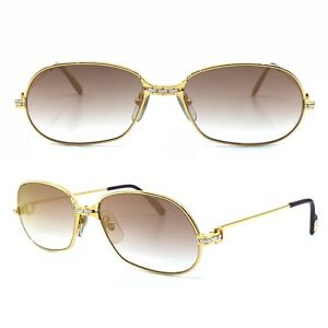 902267d1ae85 Image is loading OCCHIALI-CARTIER-PANTHERE-SM-T8100041-VINTAGE-SUNGLASSES- 100-