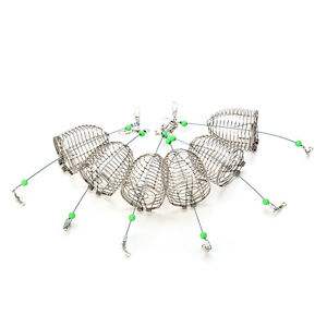 Pequeno-cebo-jaula-pesca-trampa-cesta-alimentador-soporte-acero-inoxida-ws