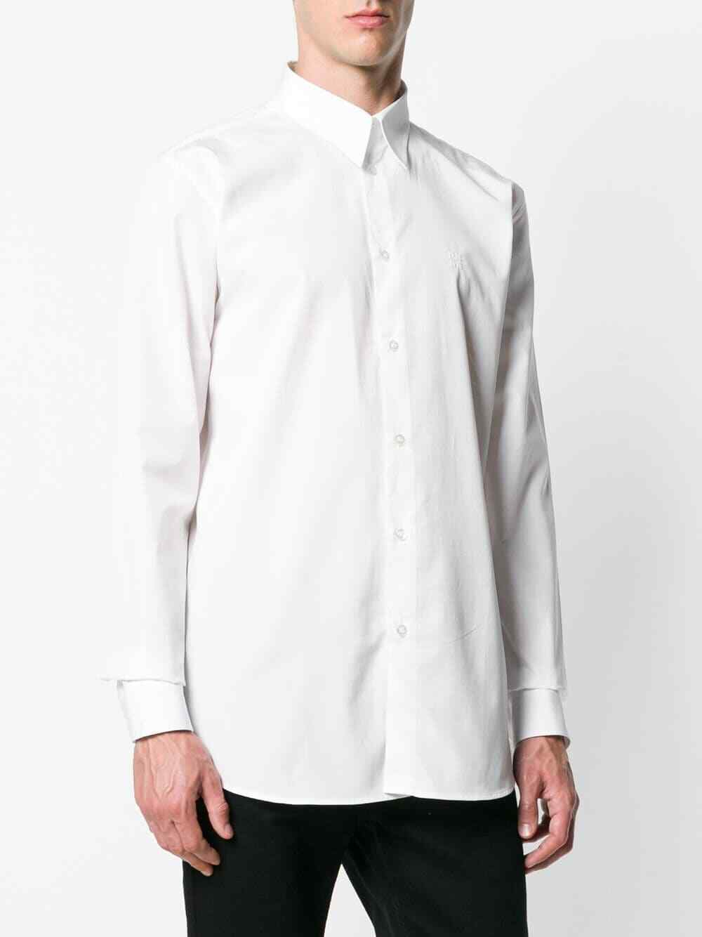 Authentic Givenchy Classic White Shirt Size 44 17½ XL XXL