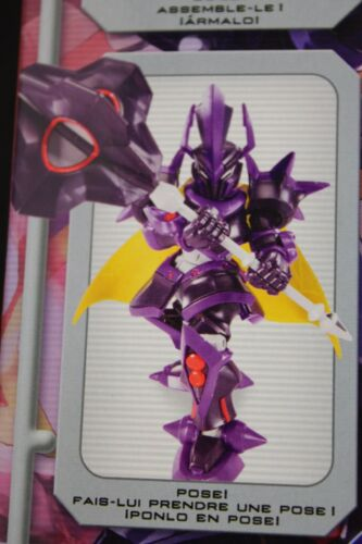 SpruKits LBX Emperor Action Figure Model Kit Level 2 Accessories Toy Figure Acce