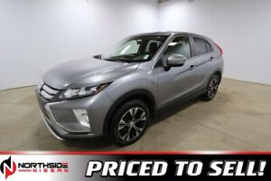 2020 Mitsubishi Eclipse Cross AWD ES Accident Free,  Heated Seats,  Back-up Cam,