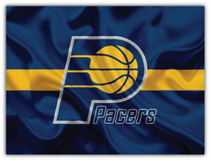 Indiana Pacers StickerDecal