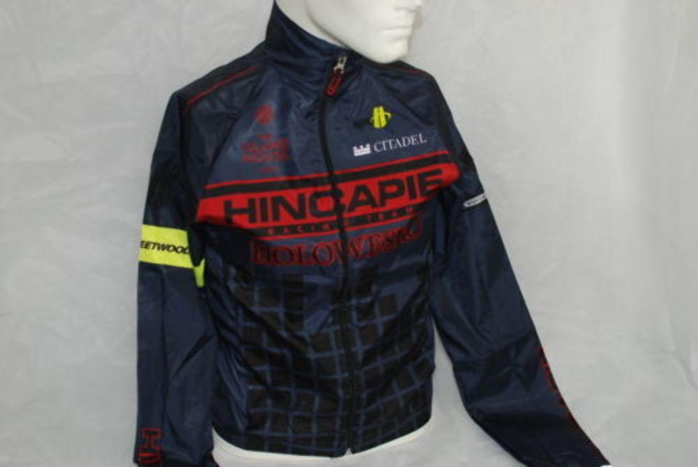 Hincapie Sportswear Pro Cycling Team Long Sleeve Lightweight WindShells S NEW