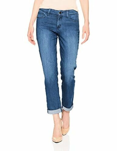 NYDJ Womens Collection Jessica Relaxed Boyfriend Jeans Pick SZ//Color.