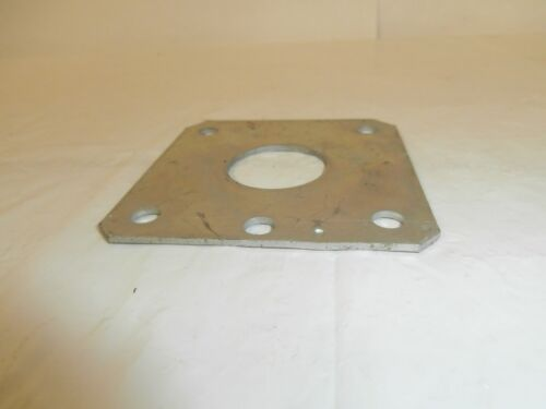 """3 GUY WIRE PLATE ANTENNA TOWER w// 1 1//4/"""" MAST mount collar base ring"""