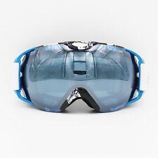 87f192c1b0b Frameless Snowboard Snowmobile Professional Ski Goggles Anti Fog  Double-Lens US