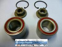 2x Kit Cojinetes rueda trasero eje ambos lados FORD FOCUS (DAW, DBW) con ABS