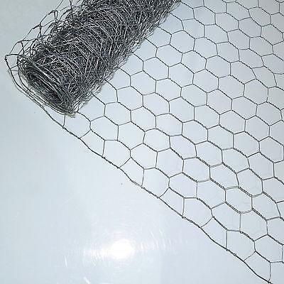 Chicken Wire Mesh Galvanized Welded Fence Net Panel Pets Rabbit Hen Fencing