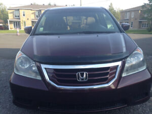 Auto Honda Odyssey 2008