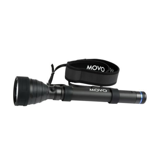 Movo FVM-50 Tactical Military Strength LED Flashlight 1080p HD Video Recorder