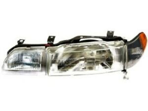 Image Is Loading Right Headlight Embly For 1990 1993 Acura Integra