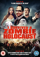 I Survived A Zombie Holocaust  (UK IMPORT)  DVD NEW