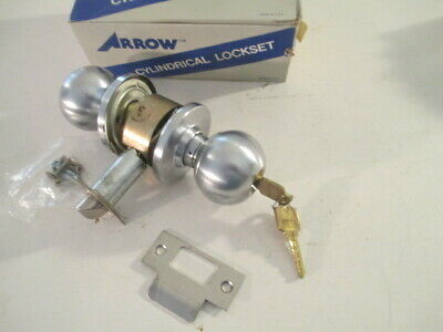 Lot of 4 CalRoyal SC4 cylinders for commercial locksets