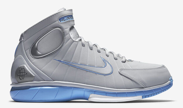 Nike Air Zoom Huarache 2K4 MPLS Wolf Grey Blue Comfortable Seasonal clearance sale