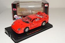 EURO PLAY SOUNDMACHINE FERRARI F40 VERY NEAR MINT BOXED RARE SELTEN