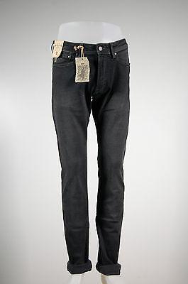 Jeans MCS nero effetto vissuto denim stretch black tutte le taglie lunghezza L36