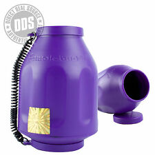Smoke Buddy Original Purple Personal Air Cleaner w/ Charcoal Filter + Keychain