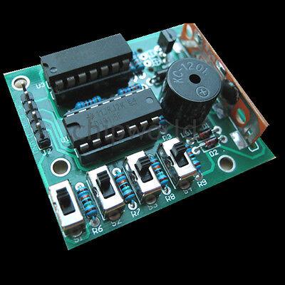 16 Music Box 16 16-tone Sound Box Electronic Production Toy 4.5-5V DIY Kits