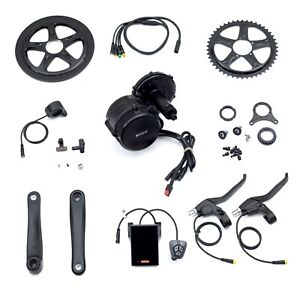 f0beb433207 Image is loading BBS02B-48v750w-Bafang-Mid-Drive-Conversion-Kit-Electric-