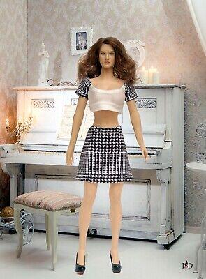 6 Für Den Weiblichen Körper   Tbleague Figures Kleidungsset Im Maßstab 1