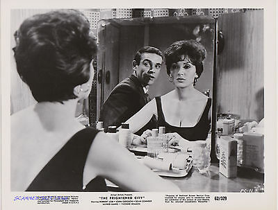 THE FRIGHTENED CITY SEAN CONNERY SEXY BUSTY YVONNE ROMAIN 1962 BRITISH FILM  NOIR | eBay