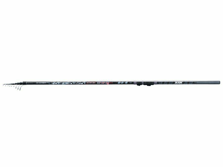 Jaxon Intensa GTX Tele Bolo Beta 5m - 7m Bolognese rod Telescopic NEW 2019