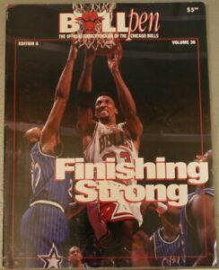Retro 95 96 Scottie Pippen #33 Chicago Bulls Swingman Basketball Jersey Stitched
