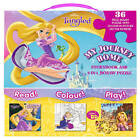 Disney Princess Tangled My Journey Home by Parragon Books Ltd (Mixed media product, 2016)