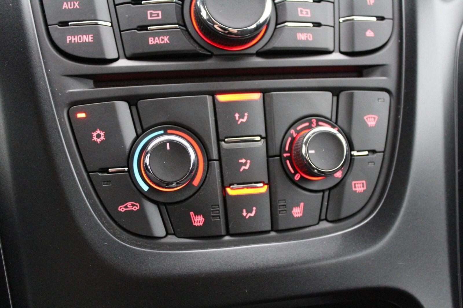 Opel Astra 1,4 100 Limited - billede 7